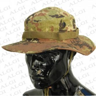 Cappello Jungle Mimetica Vegetato