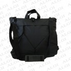 Borsa porta casco e porta notebook nero