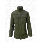 GIACCA US MILITARE M65 VERDE